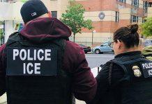 ICE em operação em NY