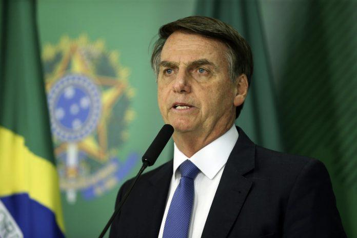 Jair Bolsonaro viaja ao Texas FOTO Valter Campanato - Agência Brasil
