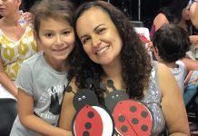 Mães foram homenegeadas por alunos da VFP Orlando