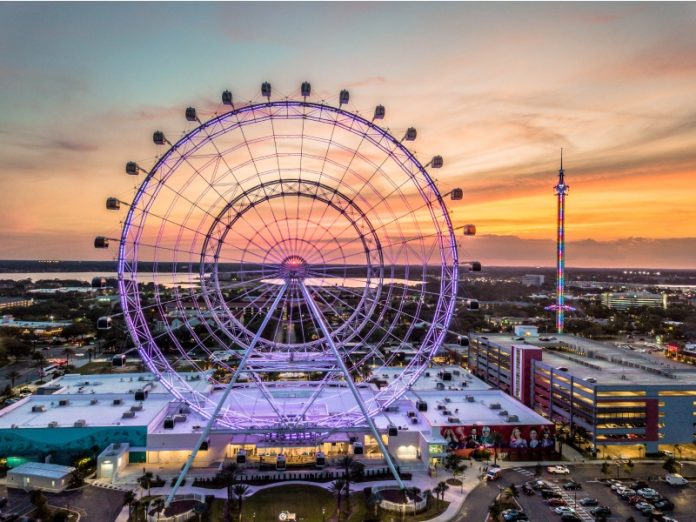 Orlando é o destino preferido dos brasileiros nos EUA - Icon Orlando FOTO Visit Orlando