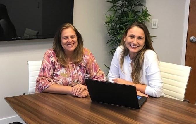 Renata Leal Costa e Ana Barry comandam a Office&Co