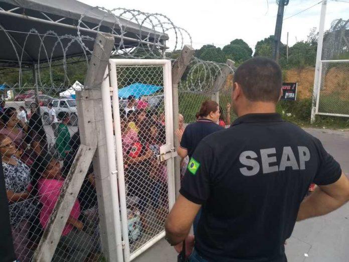 Secretaria de Administração Prisional do Amazonas - SEAP - informa que o número de mortos chega a 57 (Foto Divulgação)