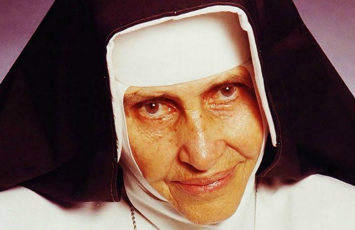 Segundo milagre atribuído à Irmã Dulce é reconhecido em decreto e ela será proclamada Santa, diz Vaticano. — Foto Reprodução Site da Osid