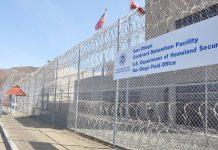 Centro de Detenção de Imigrantes em San Diego (Foto Freedom for Immigrants)