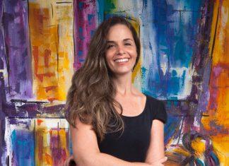Diana Helman é artista plástica