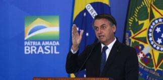 Jair Bolsonaro alega que veto prejudicaria empresas menores (Foto Antonio Cruz - Agência Brasil)