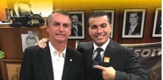 Luís Miranda afirma que não tem interesse em mudar de partido (Foto divulgada pela campanha de Luis Miranda)