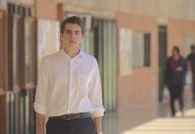 Mateus Ribeiro embarca em breve para os EUA para estudar em Harvard (Foto Reprodução TV Globo)