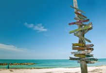 Praia de Key West, FL (Foto: Adobe)
