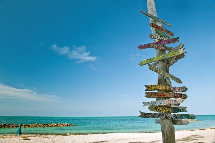 Praia de Key West, FL (Foto: Adobe)