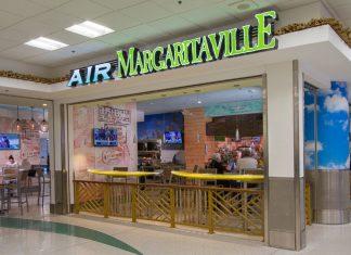 Restaurante Margaritaville no Miami International Airport (Foto MIA International Airport)