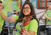 Sara Arcanjo se prepara para estudar em NY (Foto: divulgação da família)
