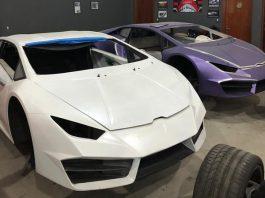 Carros de luxo eram falsificados em Itajaí (Foto Polícia Civil - Divulgação)