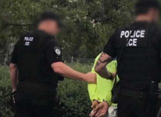 ICE em San Diego prendeu pelo menos 20 pessoas em operação realizada no fim de semana (Foto ICE)