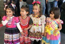 Festas juninas são muito celebradas em todo o Brasil
