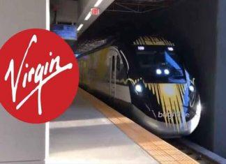 Virgin Trains USA quer abrir estação em Boca Raton