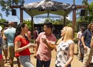 Bier Fest Live começa no sábado (17) (Foto: Divulgação Busch Gardens)