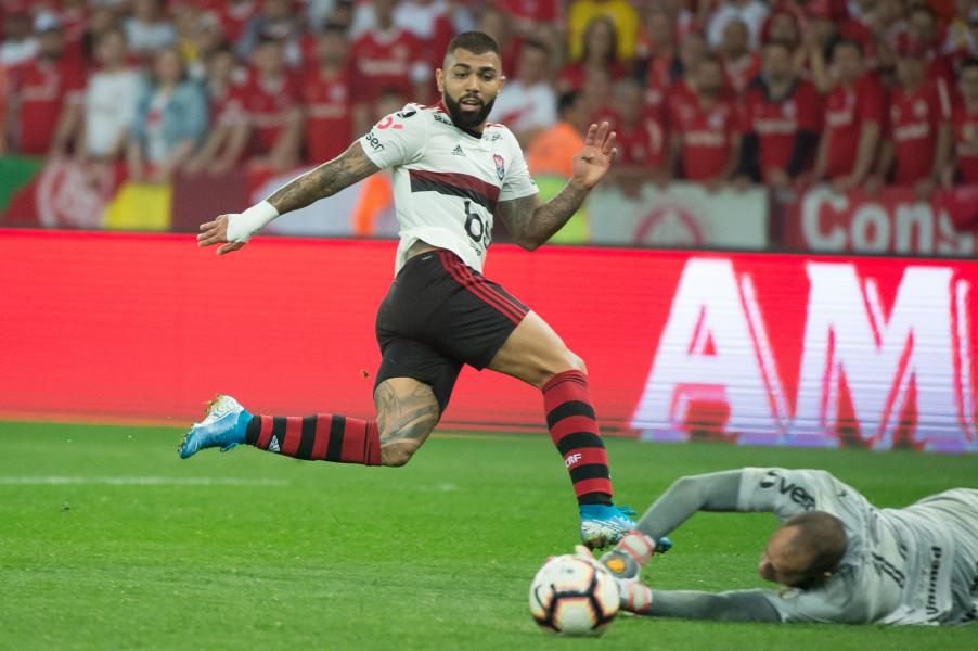 Grêmio E Flamengo São Semifinalistas Da Copa Libertadores Da