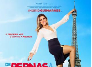 Ingrid Guimarães é a estrela de 'Pernas pro Ar 3' (Foto: Divulgação)