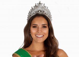 Miss Brasil USA 2018 Laura Dias (Foto: Flávio Iryoda)
