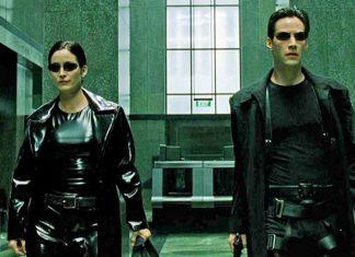 Cena do filme Matrix (Foto: Divulgação)