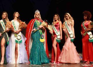 Paulista de Catanduva, Monize Peres é a Miss Brasil USA 2019 (Demetrius Borges/AcheiUSA)