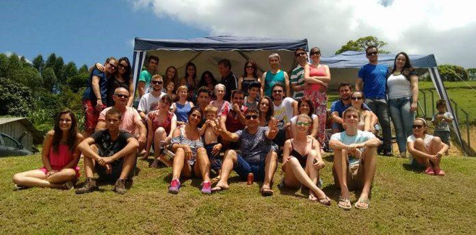 Dona Wanda e sua família no Brasil me despertaram o interesse pelo trabalho voluntário com idosos na FL