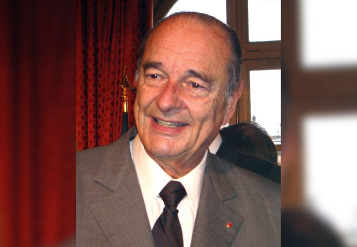 Jacques Chirac (Foto: Wikimedia Commons)