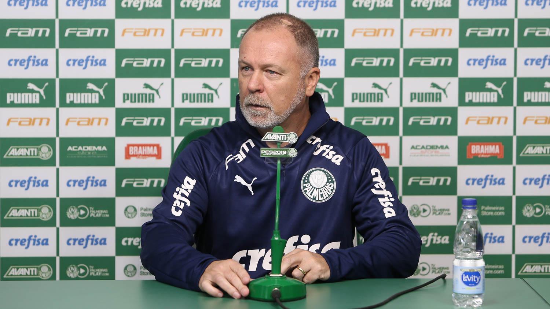 Mano Menezes substitui Felipão como treinador do Palmeiras