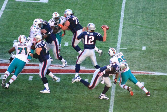 New England Patriots vem para o Sul da Flórida para enfrentar o Miami Dolphins (Foto: Wikimedia Commons/Paul Keleher)