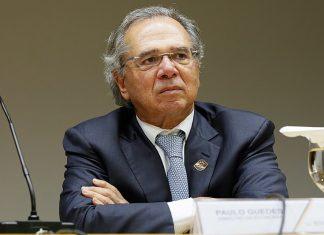 Ministro da Economia, Paulo Guedes (Foto: Isac Nóbrega/PR)