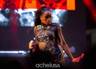 Iza fez um super show no Brazilian Fest