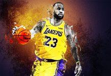 LeBron James é um dos craques que vai desfilar sua classe na NBA 2019/2020