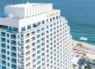 O Hotel Conrad Fort Lauderdale é a sede do Immersion USA, programa criado para orientar empresários brasileiros que desejam investir e/ou viver nos EUA (Foto: Divulgação)