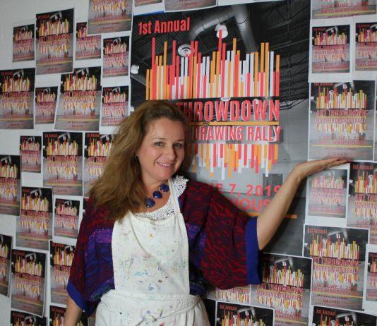 Luciana B. Boaventura venceu concurso e terá mostra individual (Foto: Divulgação)