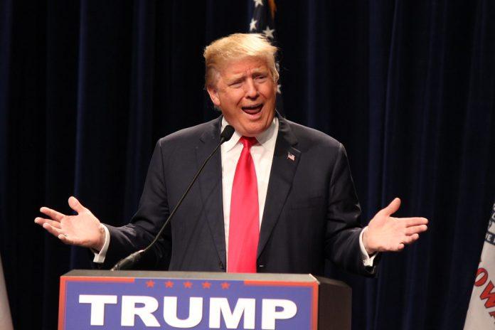 Trump é acusado de abuso de poder (Foto: Evan Guest/Flickr)