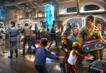 O hotel terá personagens interagindo com os visitantes (Foto: Divulgação – Disney Parks)