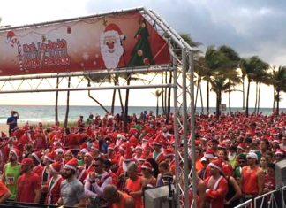 Fort Lauderdale Jingle Bell Jog 5k