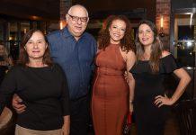 Bruna, Antonio Tozzi, Renata Castro e Ana Paula Franco