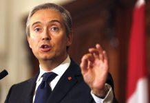 Ministro canadense François-Philippe Champagne quer responsabilização, transparência e a justiça para as vítimas (Foto: Yahoo)