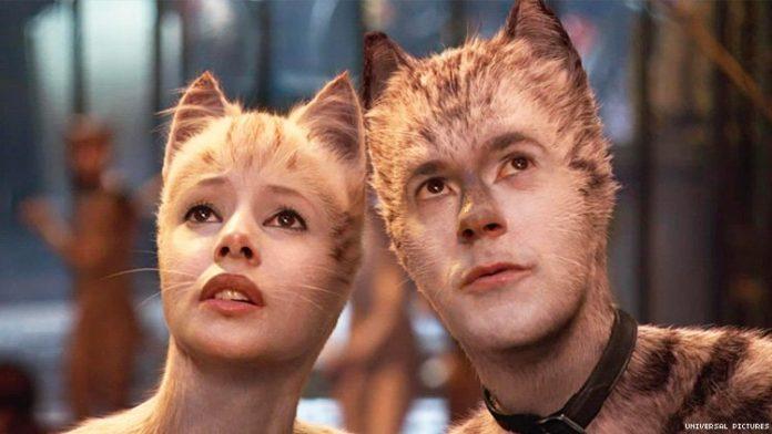 A produção 'Cats' não repetiu no cinema o sucesso dos palcos da Broadway (Foto: Divulgação – Universal Pictures)