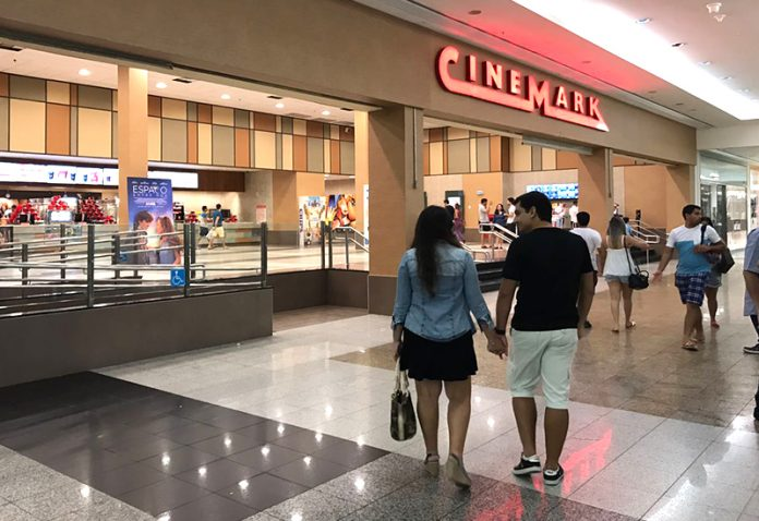 Vista Lateral do Cinemark Midway Mall de Natal, RN (Foto: Wikipedia)