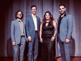 Colibri Quartet (Foto: Angela So)