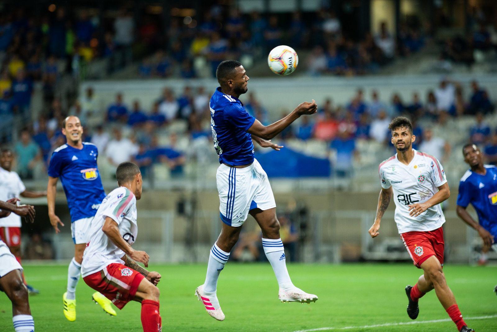 Cruzeiro vence Boa Esporte com jovens jogadores (Foto: Cruzeiro/Duvulgação)