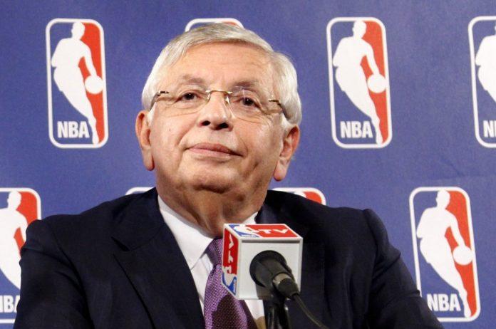 David Stern, ex-presidente da NBA, faleceu no primeiro dia do ano de 2020 (Foto: Commons Wikimedia)