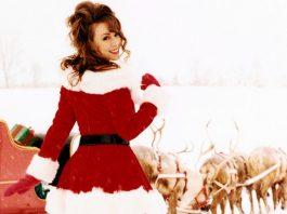 Tudo o que o público quer no Natal é ouvir Mariah Carey (Foto: Divulgação – Columbia Records)