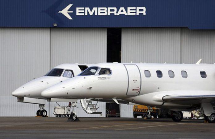 A Embraer foi uma das empresas que se desvalorizou no Ibovespa em 2019 (Foto: Agência Brasil)