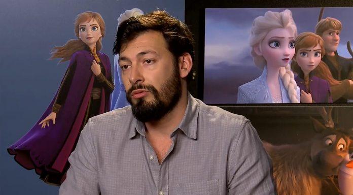 Vitor Vilela é um dos criadores de Frozen 2, que já arrecadou mais de $ 1 bilhão em bilheteria (Foto: Reprodução – O Fuxico)