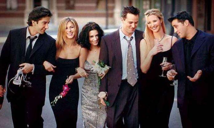 Atores de Friends vão gravar remake (Foto: Warner Bros - Divulgação)
