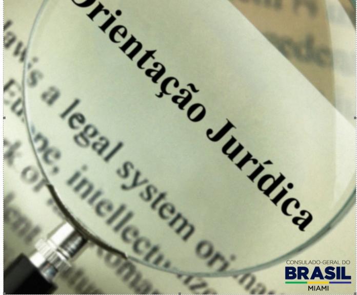 Consulado oferece orientação jurídica a quem precisa